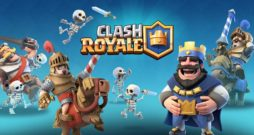 Clash Royale down