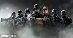 Rainbow Six down