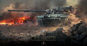 World of Tanks Server Status