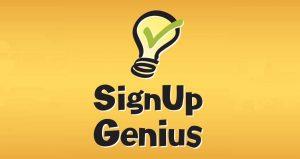 Sign Up Genius Down